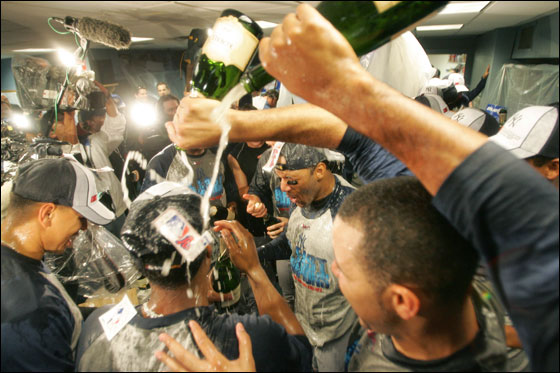 Champagne Champs