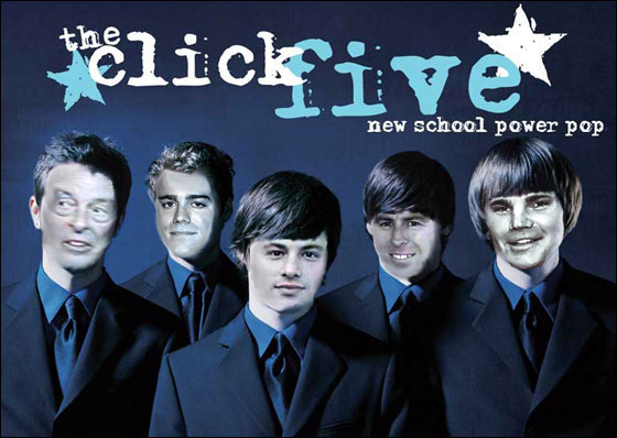 The New Click Five