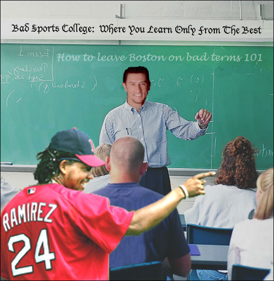 Nomar the teacher