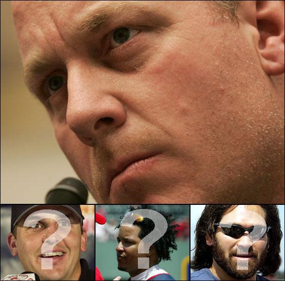 Who's Backstabbing Schilling?