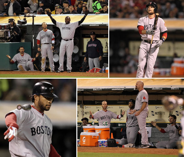 Red Sox remain winless on the road
