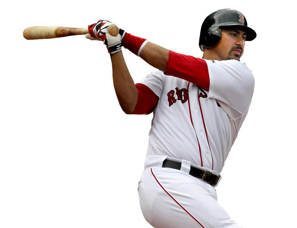 Yo! Adrian Gonzalez is on the verge of joining the Red Sox