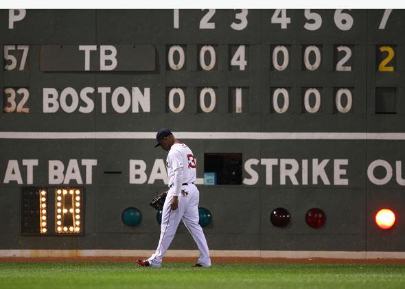 Sox get rocked -- Tlumacki
