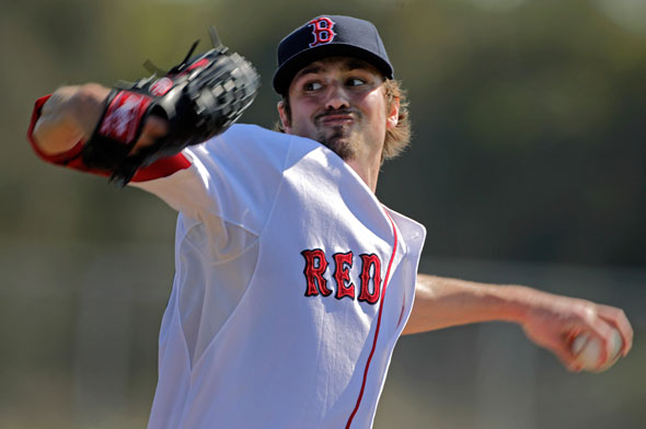 Andrew Miller takes the hill to start the season tonight
