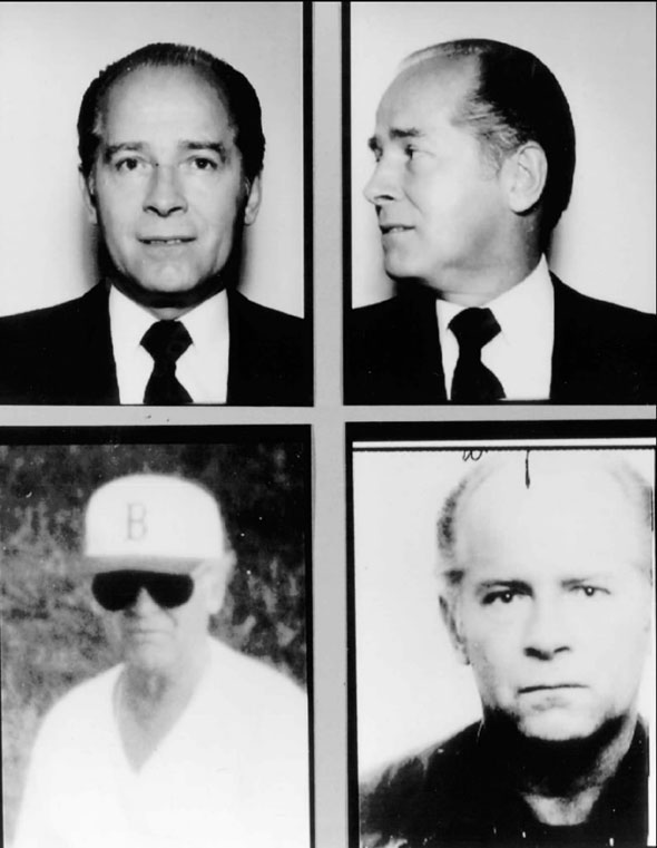 James J. Whitey Bulger, who was a fugitive from the law since January 1995. Bulger, a notorious Boston gangster on the <br>FBI's Ten Most Wanted list for his alleged role in 19 murders, was captured.