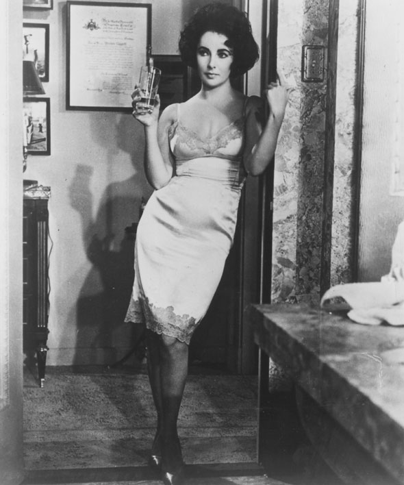 Elizabeth Taylor in Butterfield 8, circa 1960