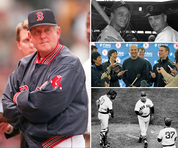 Most beloved Red Sox managers
