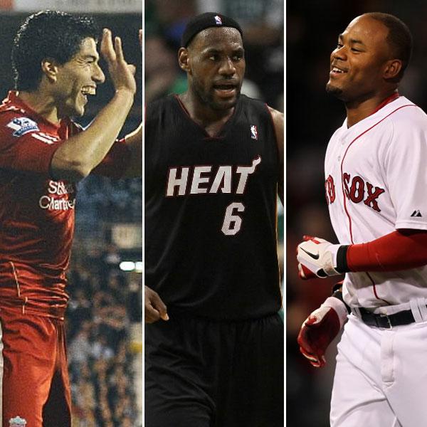 Suarez, LeBron, Crawford