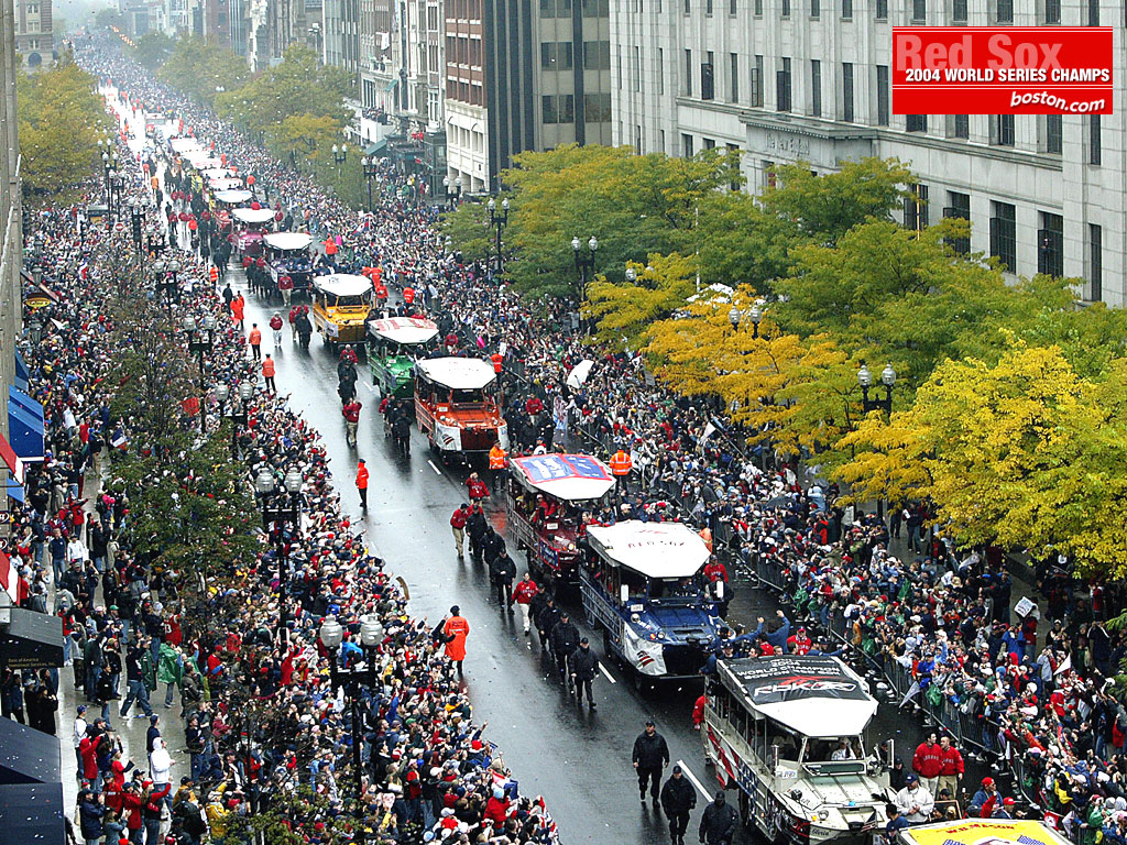 Big sports parades....anyone? (college, top, rain) - General U.S ...