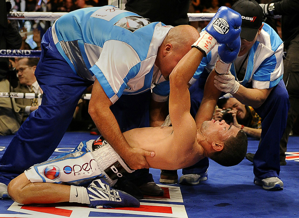 tonights boxing