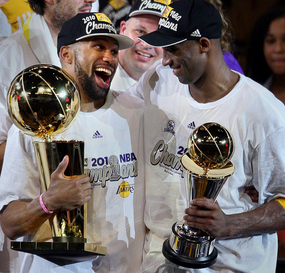 Will Kobe Get His Th Ring