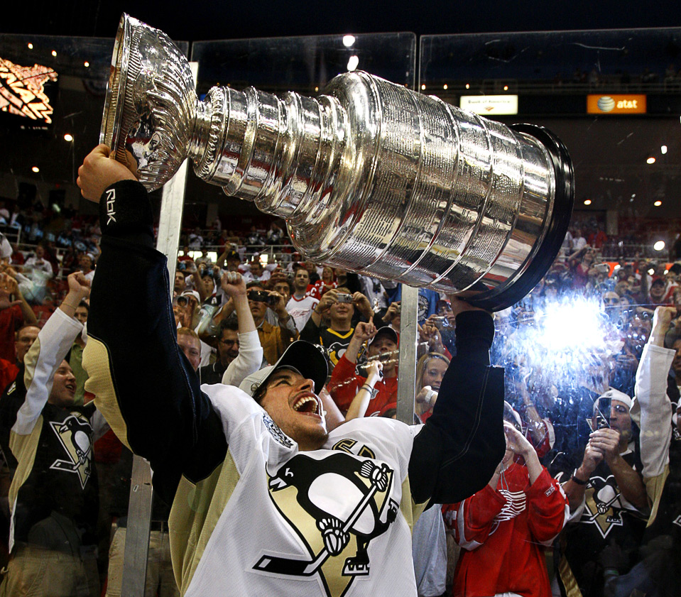 The 2009 Stanley Cup Finals: The Pittsburgh Penguins triumph over the