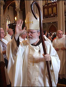 Archbishop Sean Patrick O'Malley