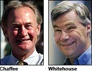 Chaffee vs. Whitehouse