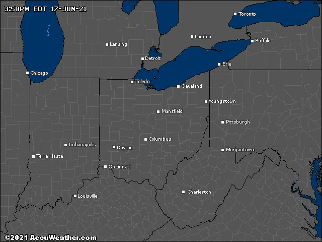 Ohio precip.
