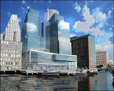 Residences at the InterContinental - Boston - Boston.com
