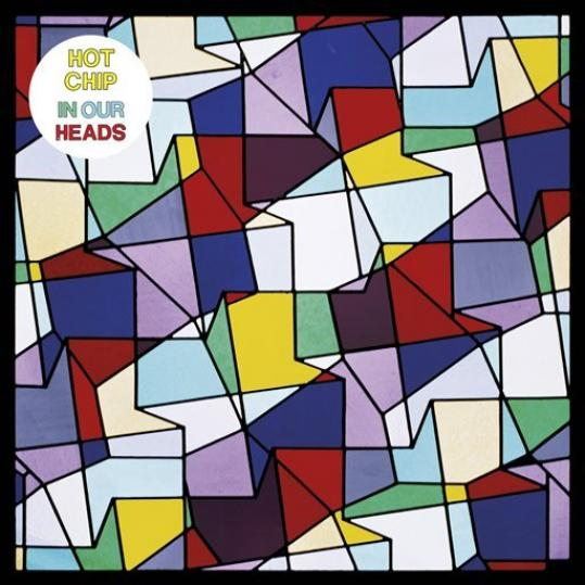 This CD cover image released by Domino Records shows the latest release by Hot Chip, :In Our Heads.'