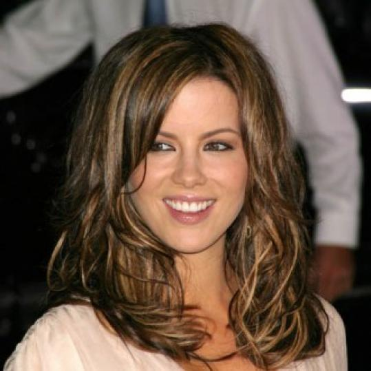 kate beckinsale hair. kate beckinsale hair color.