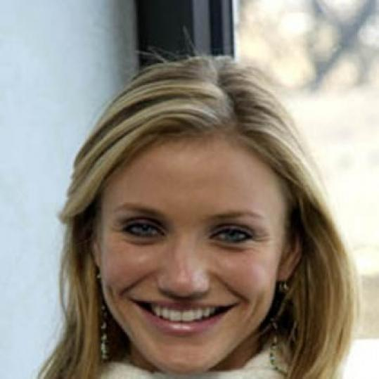 cameron diaz body. Cameron Diaz#39;s improving ody