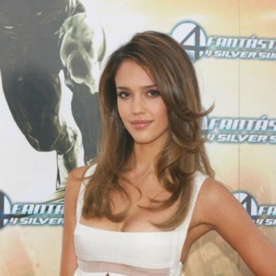 Jessica Alba As A Child Images & Pictures - Becuo Jessica Alba Herpes