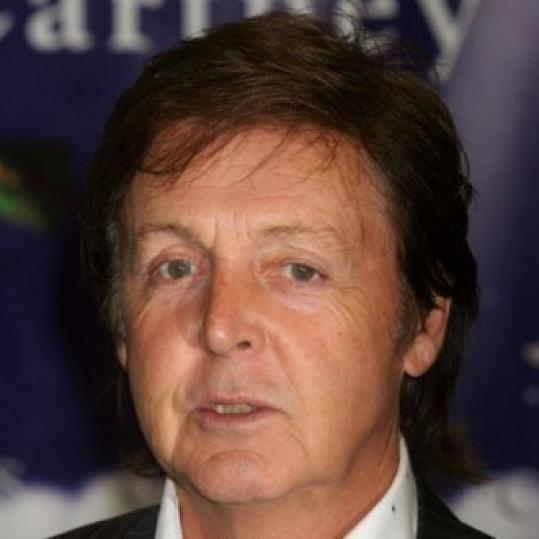 paul mccartney 2008