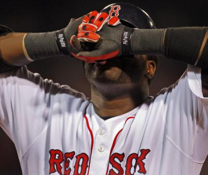 David Ortiz and the Red Sox didn't like what they saw in last night's loss to Kansas City.