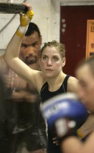 Lisa Kuronya, 32, won her fourth women's Golden Gloves title and will fight in the Pan Am Games in November.