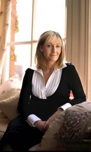 'Finishing is emotional.' says J.K. Rowling, creator of Harry Potter.