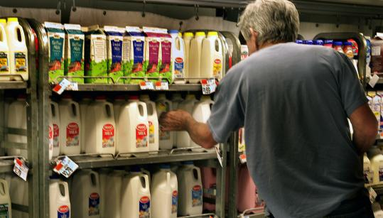 Shoppers are often faced with a wide fluctuation in milk prices at supermarkets and convenience stores. The average price of a gallon of whole milk reached an all-time high of $3.90 a gallon this month in Boston.