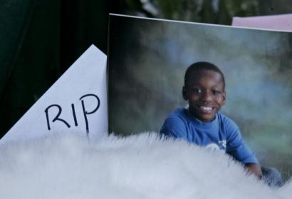 Liquarry Jefferson, 8, was accidentally shot to death June 24 by his 7-year-old cousin. The boys' family initially blamed armed intruders.