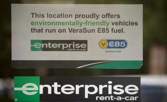 Rental Car Enterprise Mileage Limit