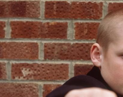 Thomas Turgoose as Shaun, who is drawn to the skinhead movement, in Shane Meadows's autobiographical 'This Is England.'