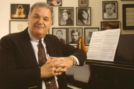 Edward Zambara taught at New England Conservatory for 20 years.