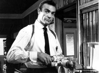 Sean Connery and James Bond helped inspire researchers to investigate the antioxidant properties of martinis.