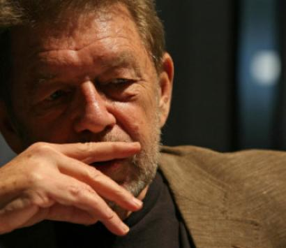 Pete Hamill sets his novel 'North River' in 1934.