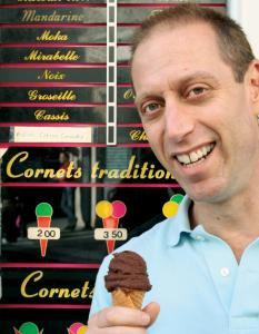 Former chef David Lebovitz blogs about food and writes books in Paris, including his latest, 'The Perfect Scoop.'