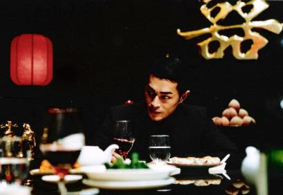 'Triad Election' follows the rise and moral downfall of Jimmy, a Michael Corleone-like gangster played by Louis Koo.