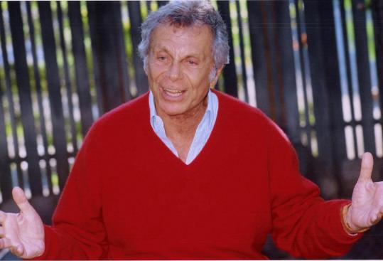 'To have an election year . . . and have nobody doing anything is absurd to me,' says Mort Sahl of his fellow comedians.