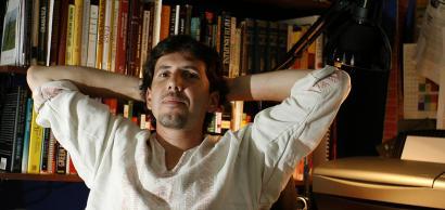 Peruvian native Daniel Fernandez-Davila is an archeologist and a teacher at Wayland Middle School.