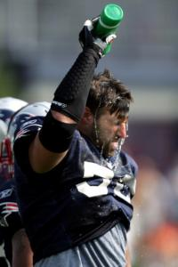 Durable and dependable, Mike Vrabel enters his seventh season as a Patriot.