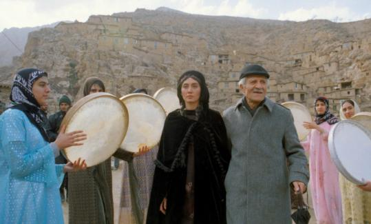 'Half Moon' follows a troupe of Kurdish musicians who just want a place where they can perform.