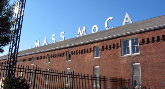 The Massachusetts Museum of Contemporary Art (above) has agreed to provide storage and exhibition space to the Clark Art Institute. The lease is expected to benefit both institutions.