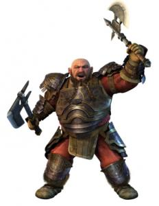 A character from Lord of the Rings Online.