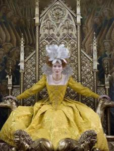 Cate Blanchett reprises her title role in 'Elizabeth: The Golden Age.'