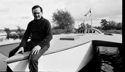 The documentary focuses on Donald Crowhurst, a father of four who was 'little more than a weekend sailor' when he became the lone fatality in a race around the world in 1968.