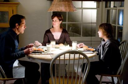 From left: Kevin Bacon, Marcia Gay Harden, and Miles Heizer star in 'Rails & Ties,' an Alison Eastwood film that will screen at the Boston Film Festival.