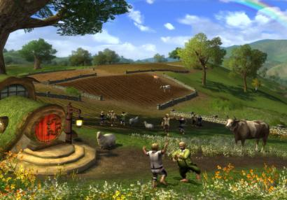 Turbine Inc. of Westwood now has the second-most popular massively multiplayer online game.