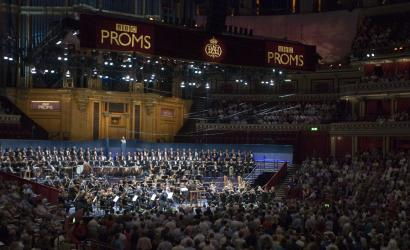 The Boston Symphony Orchestra performed two concerts at the Royal Adams Hall in London.