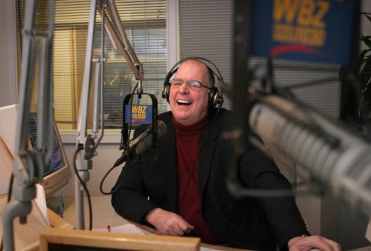 On the air, Paul Sullivan came across as an everyman.