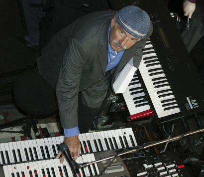 Joe Zawinul helped create the sound of jazz fusion with the band Weather Report.